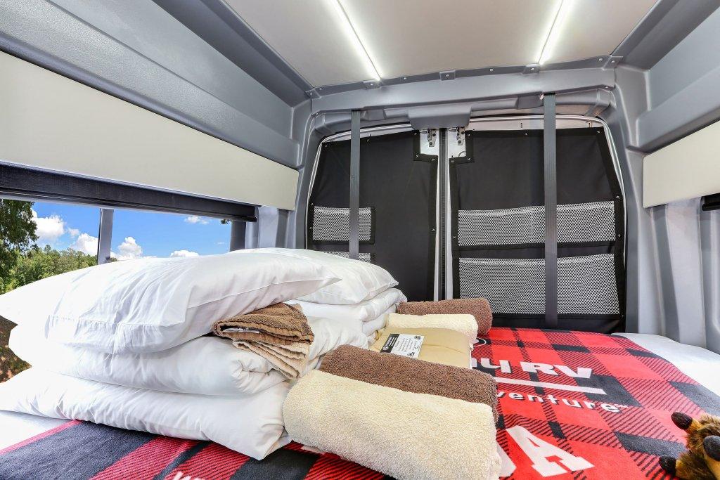 Okanagan Tribute Van Conversion - 2 Berth - Fraserway Vehicle